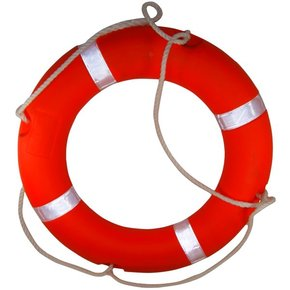 "30"" Orange MSA Survey SOLAS Lifebuoy"