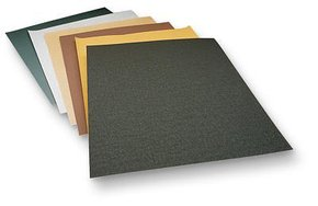 80 Grit Wet & dry Sand Paper - Black - Per Sheet