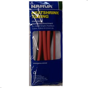 Pack of Assorted Heat Shrink 3.2/4.8/6.4MM