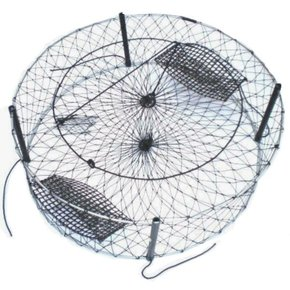 Collapsible Crab Pot Round