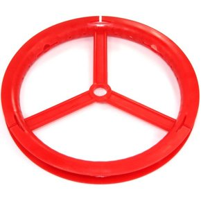 "PVC Lure Holder Wheel- 6.5"" (Pair)"