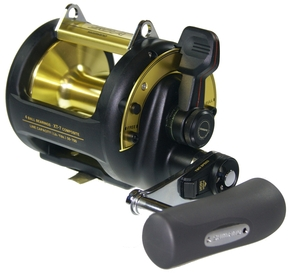 TLD50A 2 Speed Over Head Lever Drag Game Fishing Reel-24kg