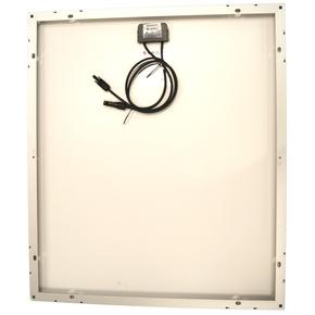 Premium 50 Watt Monocrystalline Solar Panel - 25yr Warranty