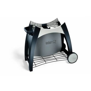 8460 Barbecue BBQ Stationary Cart w / Wheels - Previous Q200/Q220
