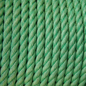 Duradan 10mm Green Polypropylene Rope- Per Metre