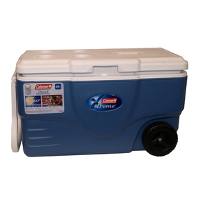 Xtreme Wheeled Chilly Bin-Grey/White 62L (Marine)