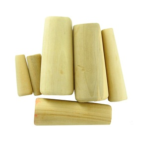 Emergency Set of 6 Wooden Bungs to 50mm