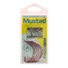37753NPNP Big Mouth Pre Pack Hooks-4/0