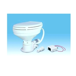 12v Electric Toilet Deluxe Standard Bowl