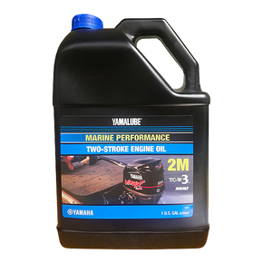 2 Stroke Outboard Motor Oil - 3.78 Litres