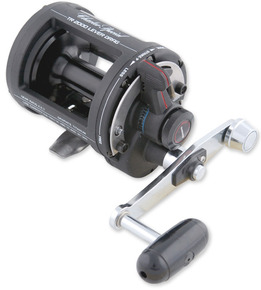 TR2000LD Lever Drag Level Wind Reel with 6'6 Aquatip 10kg Boat Rod