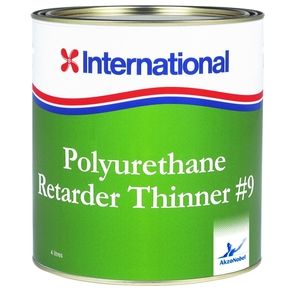 #9 2-Pk Polyurethane Retarder Thinner - 250ml