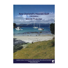 Hauraki Gulf Boating Atlas- Hard Cover