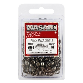 Fishing Swivels- Medium Box / 15kg (40 in Pack)