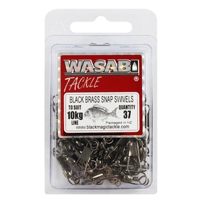 Snap Swivels - Medium Pack
