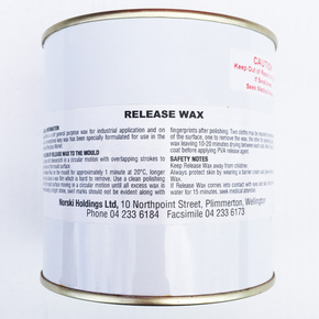 Polyester Resin Mould Release Wax 500ml