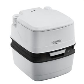 165 Qube Deluxe Portable Toilet -21 litre