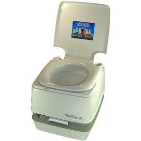145 Qube Deluxe Portable Toilet -12 litre