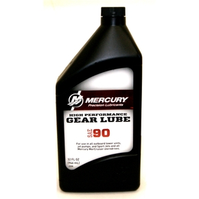 Hi-Perf Synthetic Blend Outboard/Stern Drive Gear Lube Oil- 0.946 litre