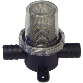 "Inline Pressure Pump Filter - 3/4"" Tail"