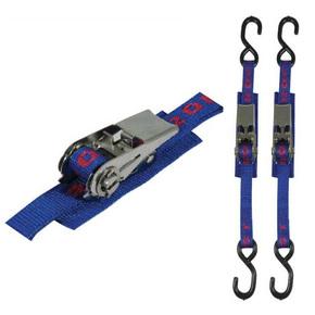 SS Hook/Hook Tiedowns (2-Pk)