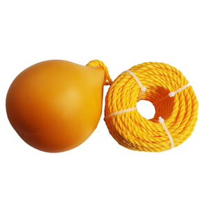 Crayfish/Crab Pot Hard Plastic Buoy w/Rope (30m)