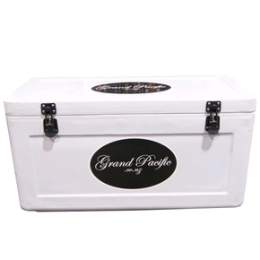 45L H/Duty Ice Box/Bin - Marble (6 days)
