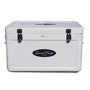 100L H/Duty Ice Box/Bin - Marble (10 Days)