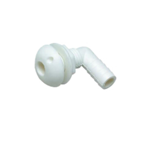 "90 Degree Elbow Skin Fitting 28mm (1.1/8"") w/Tail"