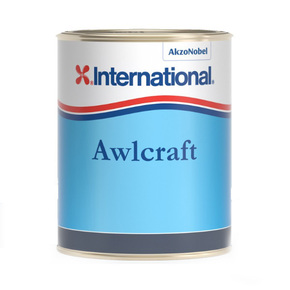 Ablative Antifouling Paint- 4 litre (Black)