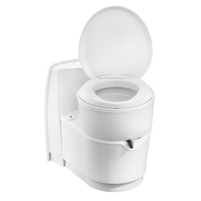 C223 CS Toilet Cassette - Electric Flush