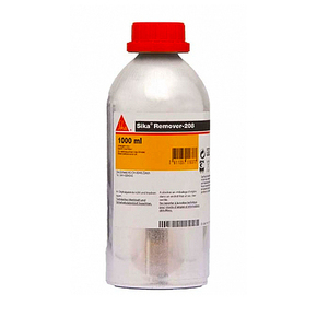 208 Remover/Cleaner - 1 Litre
