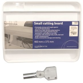 Rail Mt Bait Board - 46 x 33cm