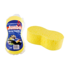 Large Thick Cellulose Cleaning Sponge (Each) 22.5Lx11Wx6.5H cm