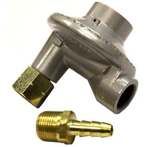 CM4710 LPG Gas Bottle Regulator-Companion Fitting