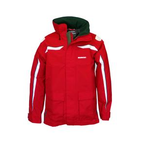 Pacific Coastal Sailing Jacket - SML - Red