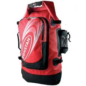 RF4003 Waterproof Duffle Dry Bag Red / Black - 55 Litres