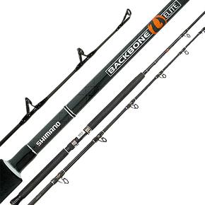 Backbone Elite 5'5 Spin Jigging Rod PE 5-8