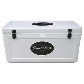 200L H/Duty Ice Box/Bin - Marble (4-6 Days)