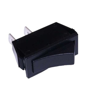 Splashproof Rocker Switch - 2 Position - 2 Terminal