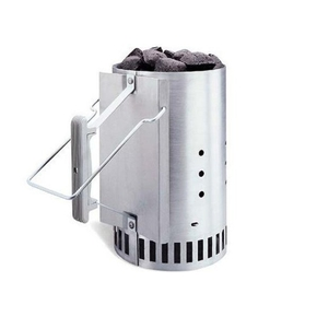 7419 Charcoal Barbeque BBQ Briquet Chimney Starter