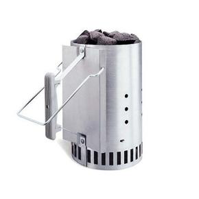 7419 Charcoal Barbeque BBQ Briquet Chimney Starter