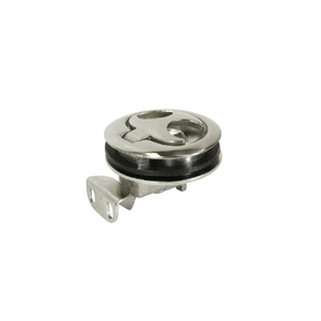 Cast 316 Grade SS Flush Latch - 60mm