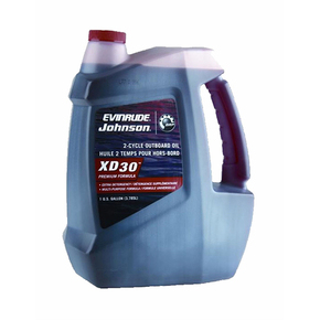 XD30 2 STroke Outboard Motor Oil- 3.78 Litres