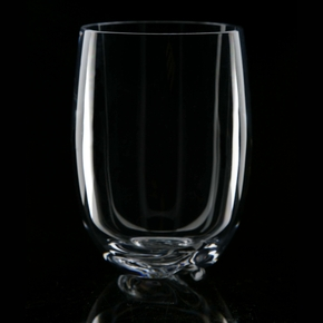 408403 Osteria Bordeaux Stemless Wine / Water Glass- 384ml