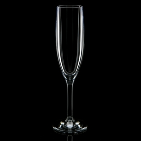 40250 Clear Champagne Flute- 160ml