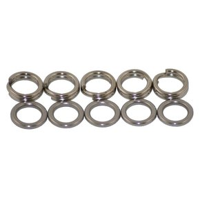 Round Split Ring with Solid Rings Sets- 250lb - 5 Sets