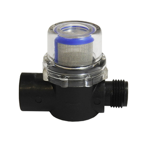 "Threaded Pressure Water Pump Filter - 1/2"" Tail"