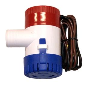 Bilge Pump 1100GPH 24V (28mm Hose)