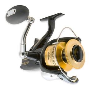 BTR12000D Spin Baitrunner Fishing Reel 8kg